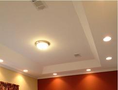 Framing closets doorways amp master recessed ceiling